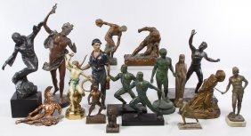 Classical Style Statue Assortment