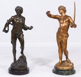 Male Statues