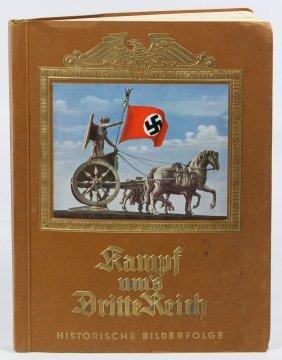 German Cigarette Card Book