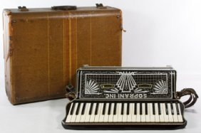 Soprani Accordion