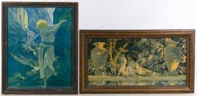 Maxfield Parrish (american, 1870-1966) Prints