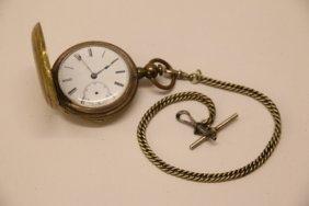 Bristol Watch Co. Pocket Watch