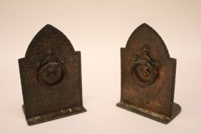 Arts And Craft Bookends