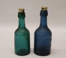 Pr. Seitz & Bro Bottles