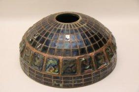 Art Glass Lamp Shade