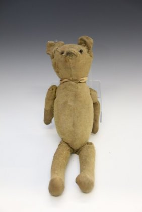 Early Jointed Teddy Bear