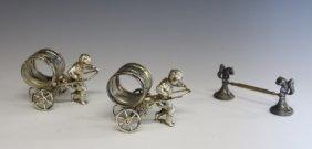 Pr. Victorian Napkin Rings