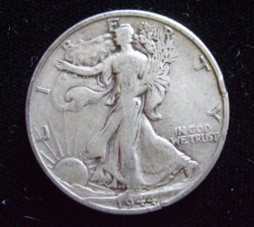 Walking Liberty 1944