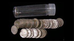 Roll Of Buffalo Nickels