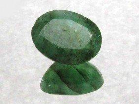 5 Ct. Natural Emerald Gemstone