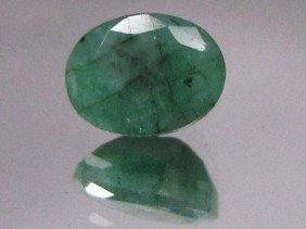 3 Ct. Natural Emerald Gemstone