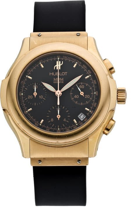 Hublot Rose Gold