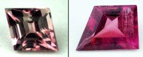 1.34 Cts~ Natural Hot  Pink Tourmaline