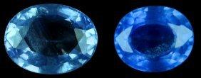 1.30 Cts~Natural UNHEAT SAPPHIRE  Blue