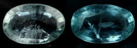 11.23  Rare Natural Acuamarine From Brazil ~