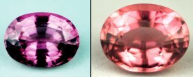 1.67  Cts~ Natural Hot  Pink Tourmaline
