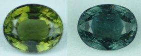 1.70 Cts~ Natural Hot  Green Tourmaline