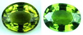 1.54 Cts~ Natural Hot  Green Tourmaline