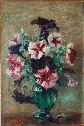 McChesney Clara J. Taggert (American 1860-1928)