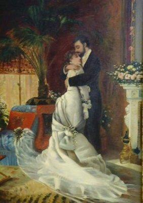 After Hayllar Edith (British 1860- 1948) �The Secre