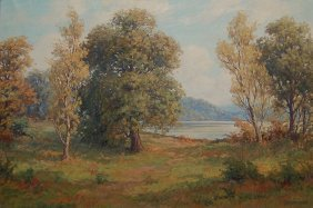 Watson William Ralph (American 1881-1968) �Late Sum