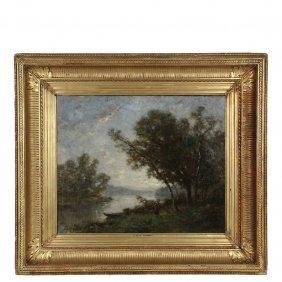 Manner Of Jean Baptiste Camille Corot (france,