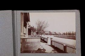 Rare Military Photo Album - Circa 1900-1905 Albumen
