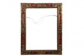 Antique Painting Frame - 18th C. Italian Florentine