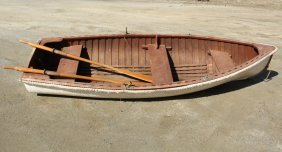 Old Town Dinghy - 1934 Old Town 10' Dinghy, S/n 114223,