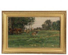 Thomas Allen Jr. (ma/mo, 1849-1924) - Livestock, Texas