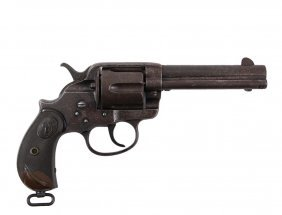 Colt Revolver - .45 Cal. Colt Single Action Frontier