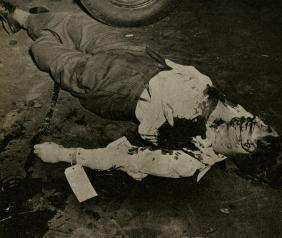 Weegee [arthur H. Fellig] - Dead On Arrival
