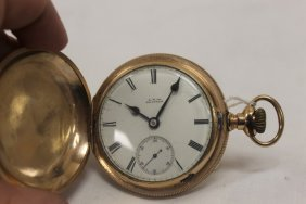 Cwc co pocket watch