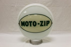 "(aetna) Moto-zip 13 1/2"" Single Face On Threaded Base"