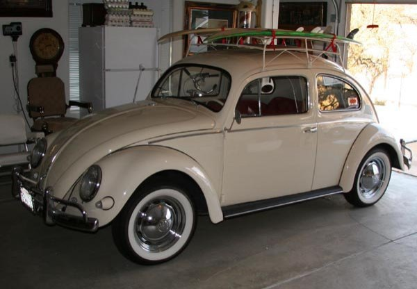 14 1957 classic volkswagen beetle oval window lot 14 for 1957 oval window vw bug