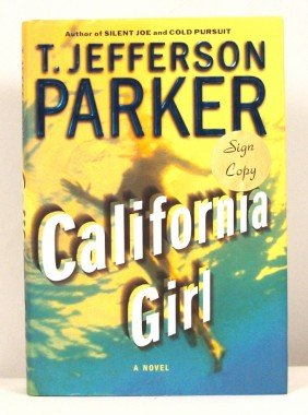 """Autographed Copy Of """"California Girl"""" BK176"""