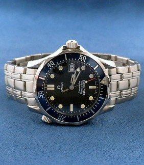 Omega Seamaster Professional Wristwatch WBS134