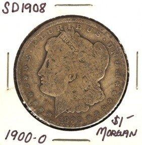 1900-O $1 Morgan Silver Dollar Coin SD1908