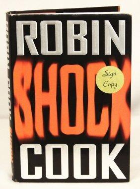"""Autographed Copy Of """"Shock"""" BK45"""
