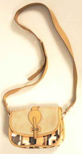 """NWT Balenciaga 2011 """"Amy"""" Pony Hair Leather Bag ED1215"""