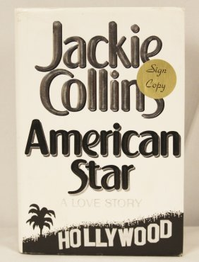 "Autographed Copy Of ""American Star"" BK124"