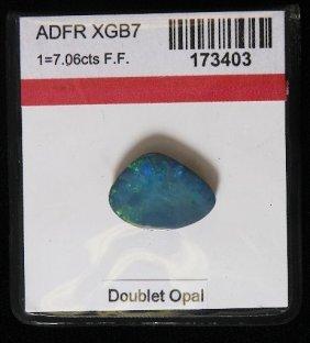 Doublet Opal (1) 7.06cts OP188