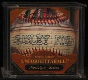 "Unforgettaball! ""Crosley Field"" Nostalgia Series Collec"