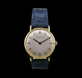Tiffany & Co. 14kt Yellow Gold Watch