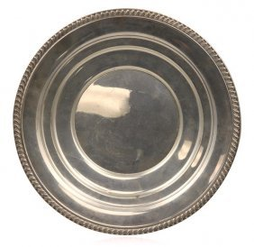 Antique Newport Sterling Silver Plate