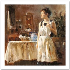 Sunday Chores By Pino
