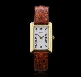 Tiffany & Co. 18kt Yellow Gold Vintage Watch