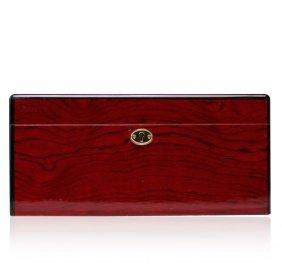 Redwood Deluxe Cigar Humidor