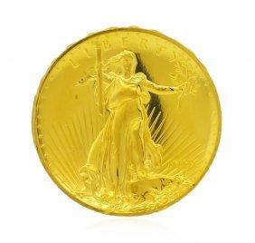 Mmix Ultra High Relief $20 Gold Coin