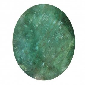 9.82ctw Oval Emerald Parcel